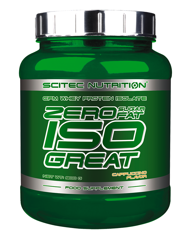 Scitec Nutrition IsoGreat Zero Sugar Zero Fat 0,9 kg