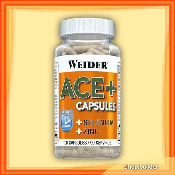 Weider Nutrition ACE+ Capsules 90 kaps