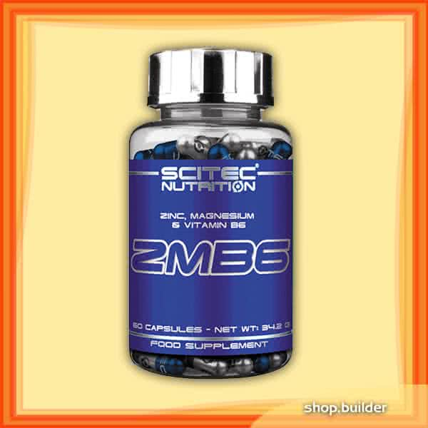 Scitec Nutrition ZMB6 60 kaps