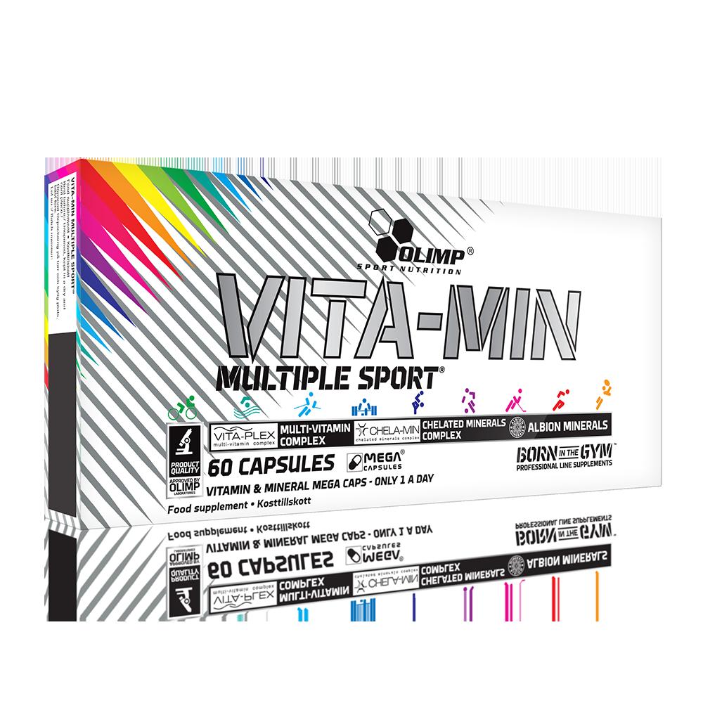 Olimp Sport Nutrition Vita-Min Sport 60 kaps