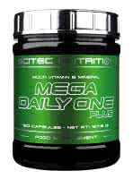 Scitec Nutrition Mega Daily One Plus (120 kaps)