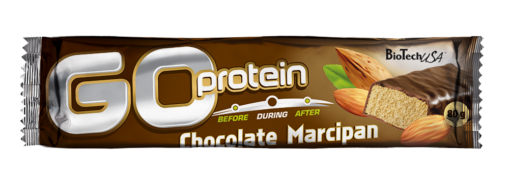 BioTech USA GO Protein Bar 80 g