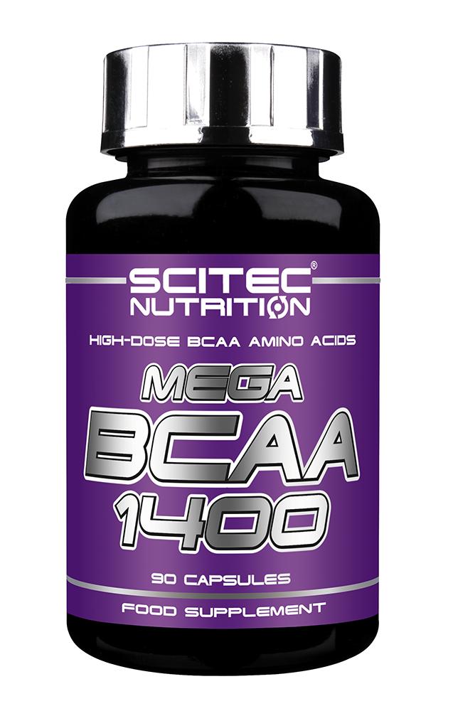 Scitec Nutrition Mega BCAA 1400 90 kaps