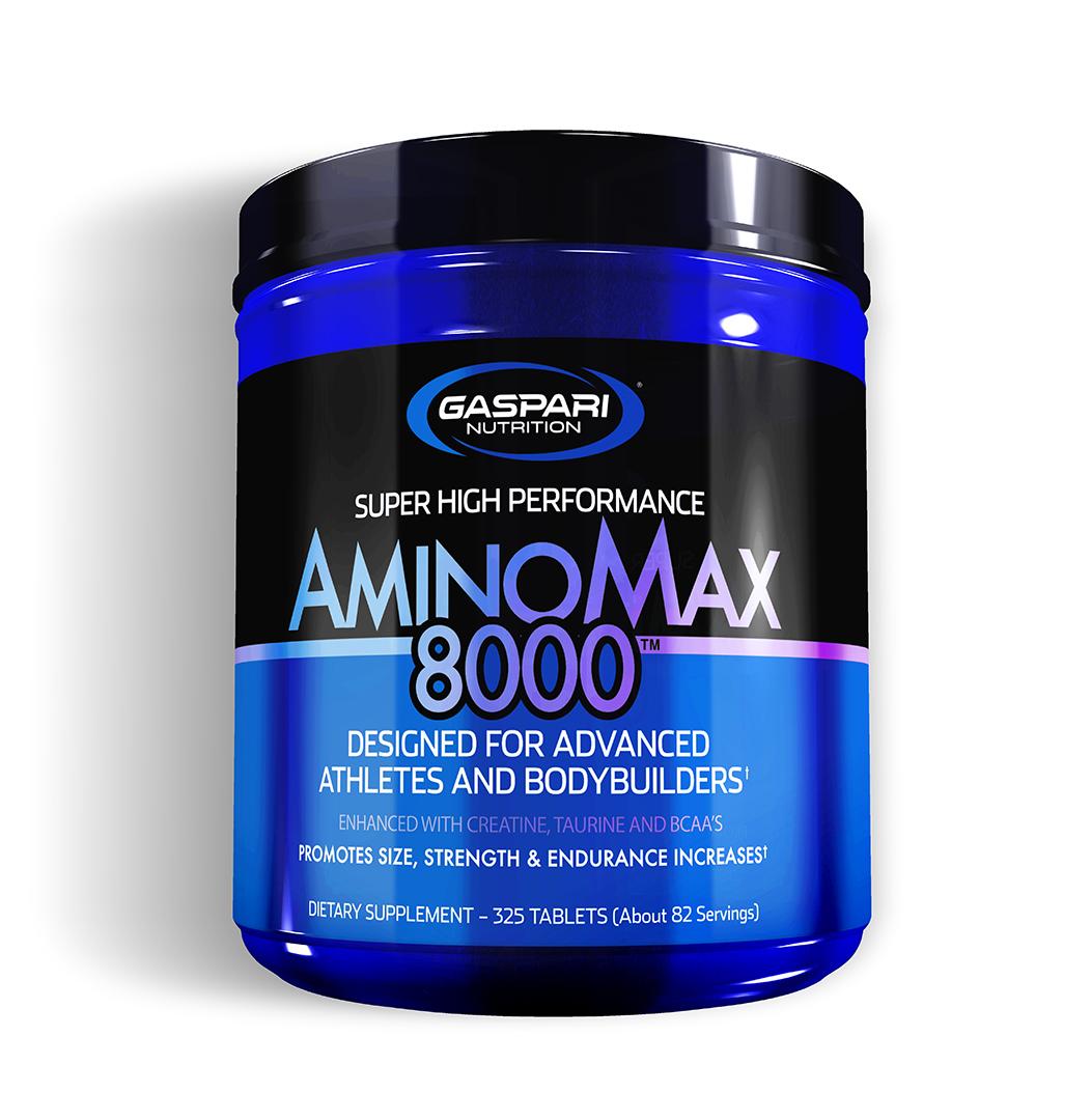 Gaspari Nutrition Aminomax 8000 325 tbl.