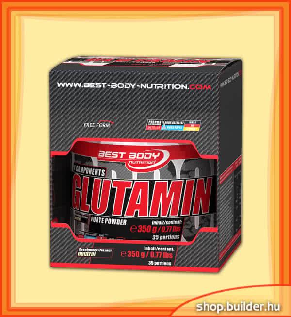 Best Body Nutrition Glutamin Forte 350 g