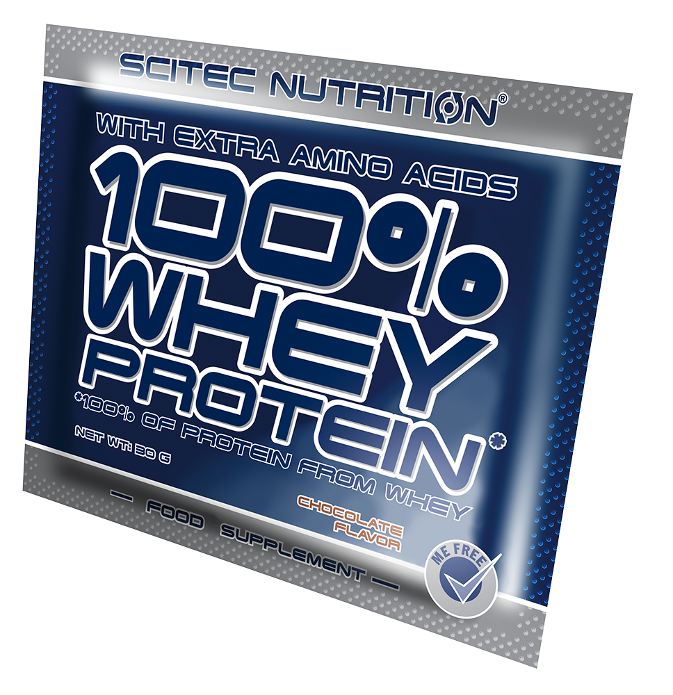 Scitec Nutrition 100% Whey Protein 30 g