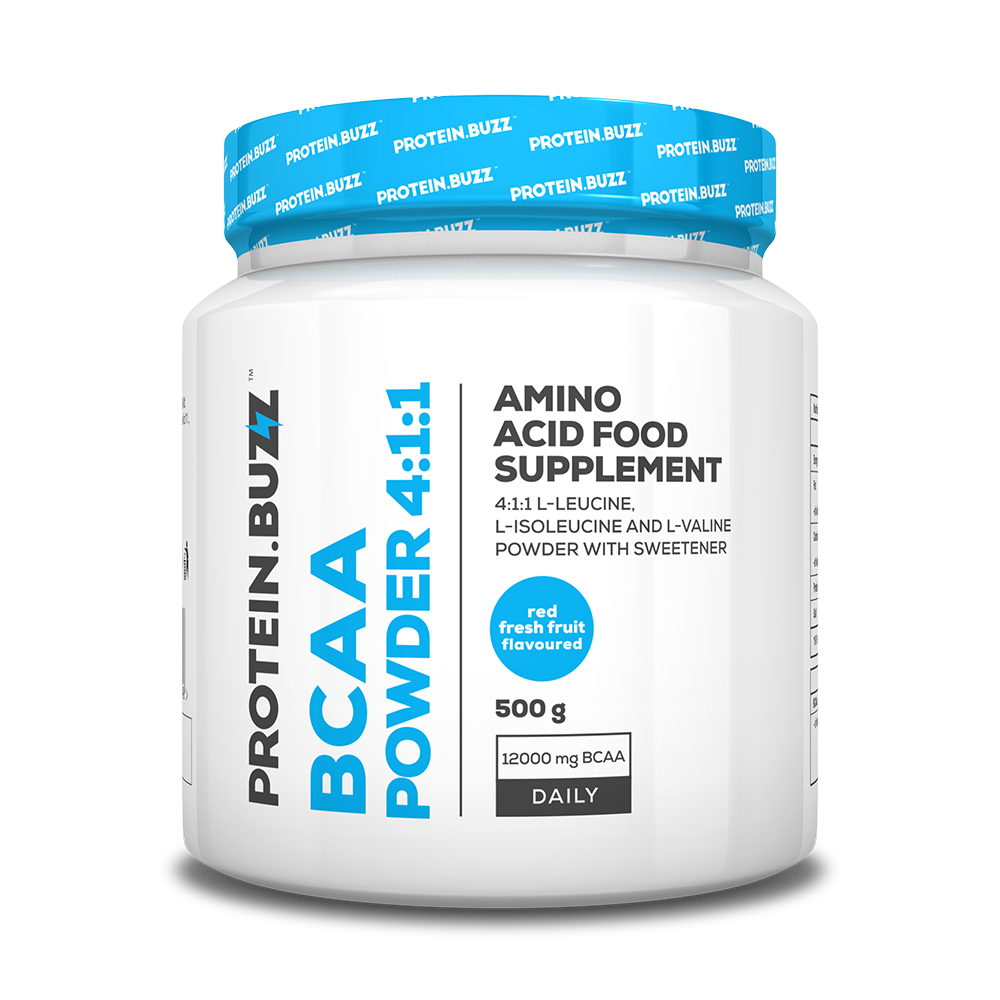 Protein Buzz BCAA Powder 4:1:1 (500 g)